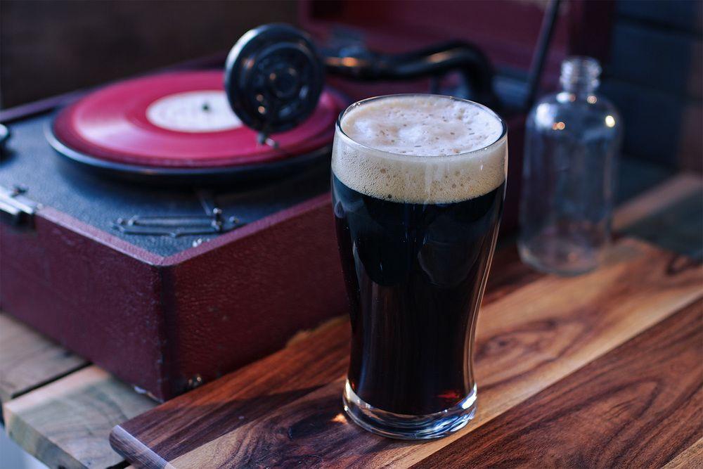 Cerveza para escuhar